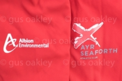 Coach Jacket Sponsors Albion Environmental