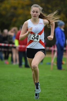 Ayrshire Cross Country Relay Championships Irvine