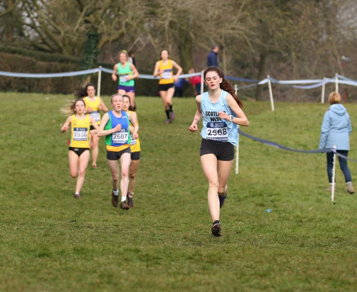 Kirstin Oakley Inter Counties 2016