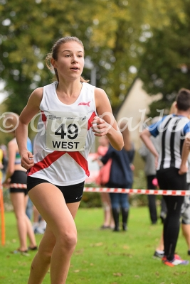 West District XC Relays 2016