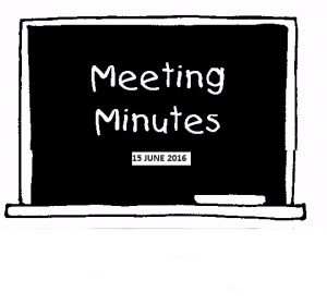 meeting-minutes-15-june-2016