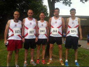 Irvine 5k Runners
