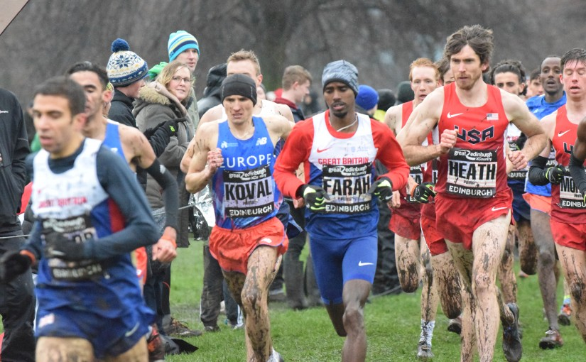 Inter District Cross Country – Holyrood Park, Edinburgh – Saturday 9 January 2016