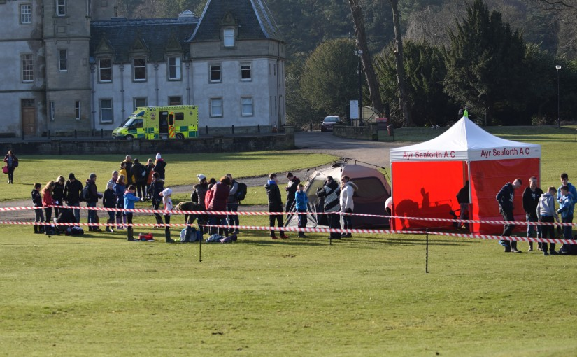 National Cross Country Championships – Saturday 27 February 2016 – Callendar Park,Falkirk