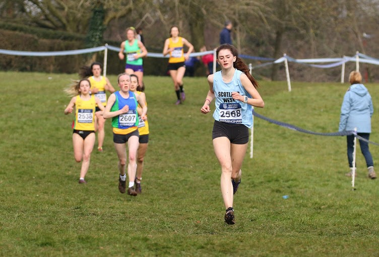 British Inter Counties Cross Country Championships – Cofton Park,Birmingham – Saturday 12 March 2016