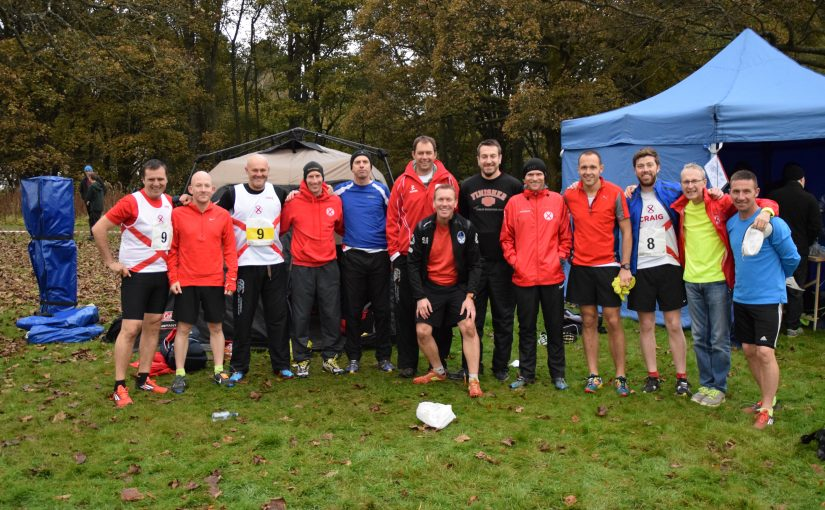 National Cross Country Relays – Cumbernauld – Saturday 22 October 2016