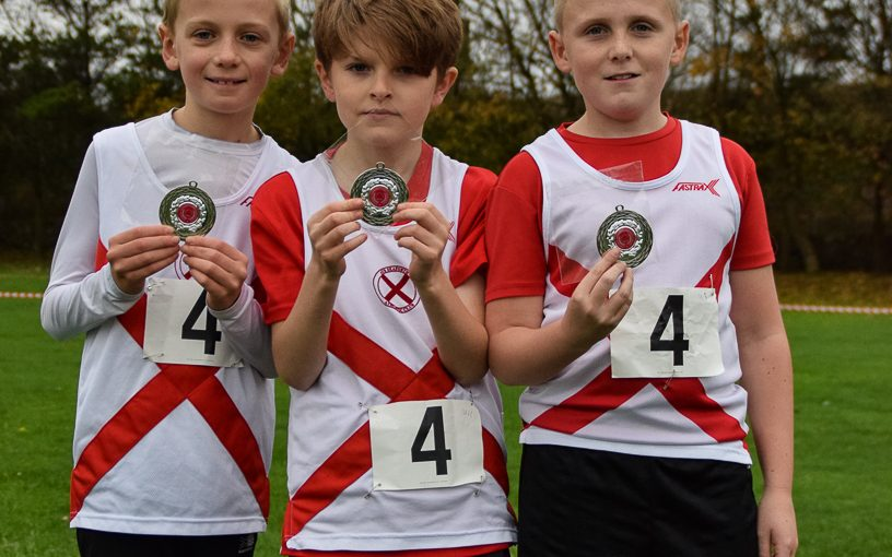 Ayrshire Cross Country Relay Championships – Irvine – Saturday 20 October 2018