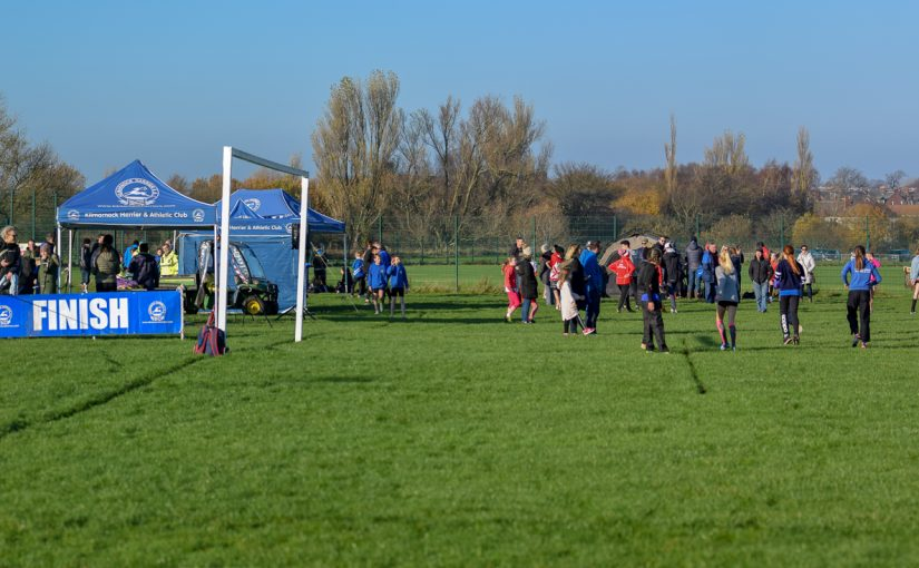 Ayrshire Cross Country Championships – Saturday 17 November 2018 – Kilmarnock
