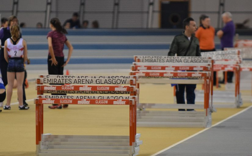Scottish Athletics Indoor League – Match 1 – Emirates Arena, Glasgow – Saturday 1 December 2018